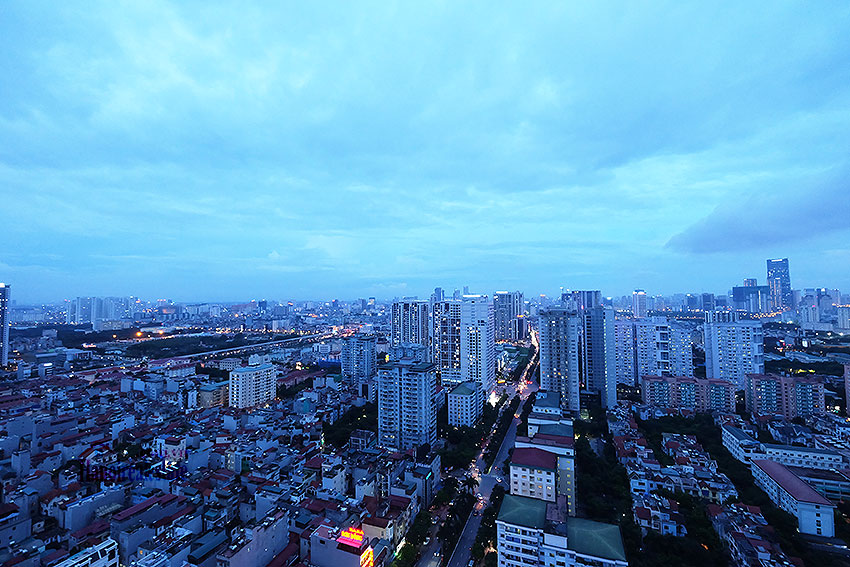 Vinhomes Gardenia: Stunning 03BRs apartment with amazing view of Hanoi 12