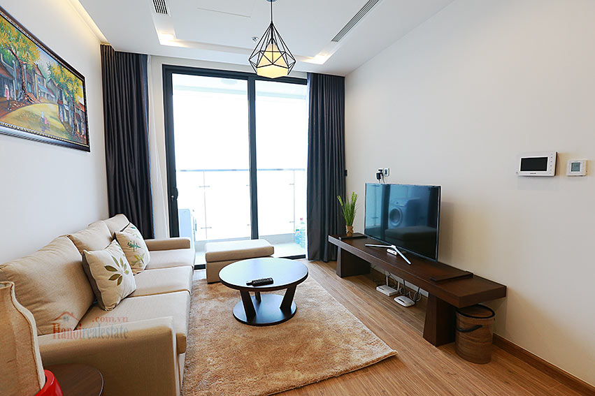 Vinhomes Metropolis: 01BR apartment in Block M1, fully furnished 2