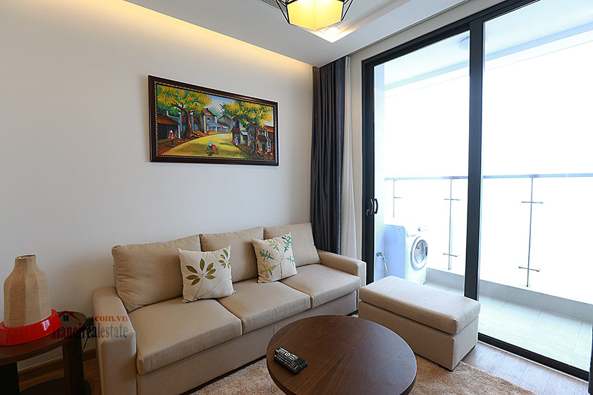 Vinhomes Metropolis: 01BR apartment in Block M1, fully furnished 3