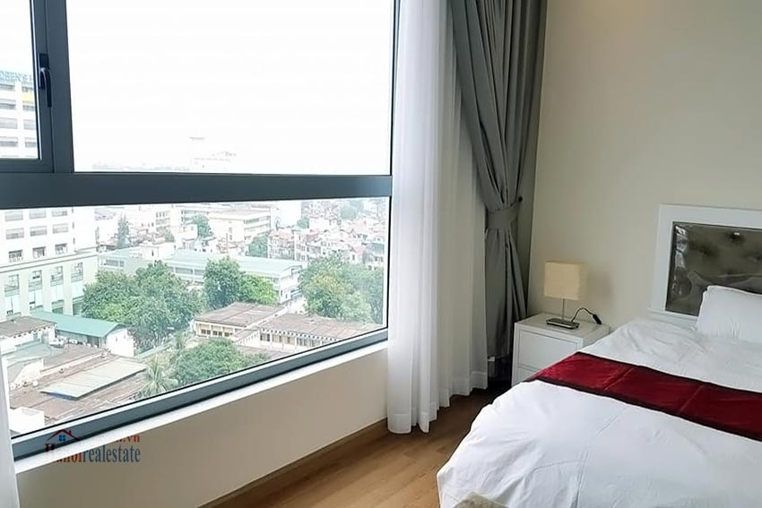 Vinhomes Nguyen Chi Thanh: Bright 03BRs apartment, city view 8