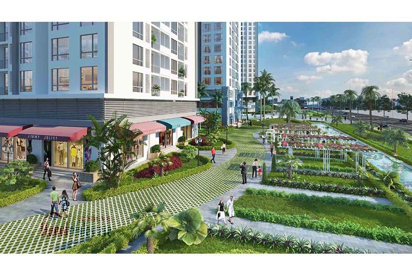 Apartments For Rent In Vinhomes Times City Park Hill Hanoi