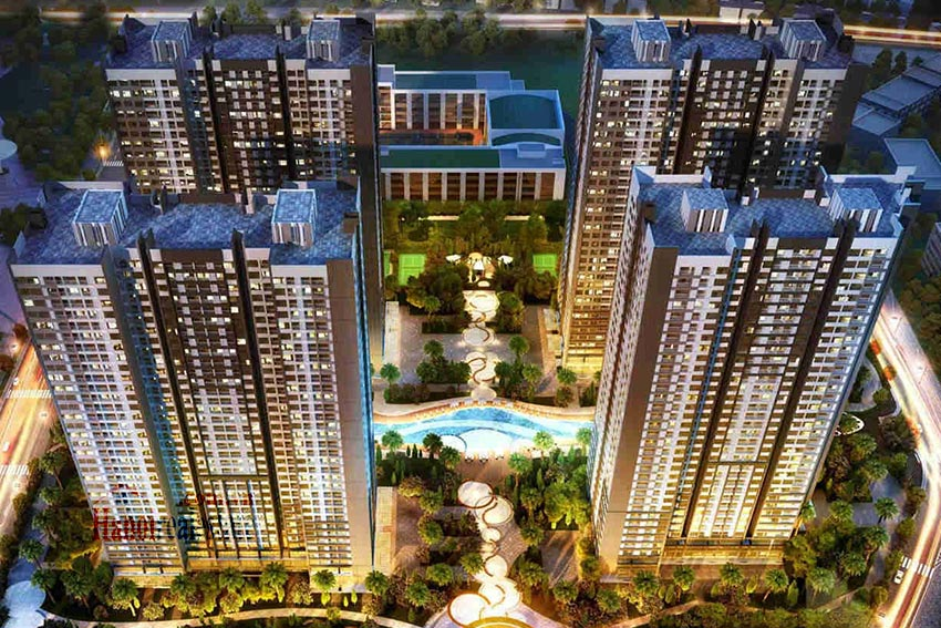 Vinhomes Times City Park Hill serviced residences 10