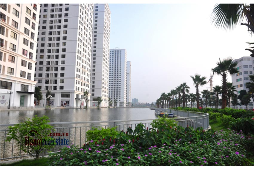 Vinhomes Times City Park Hill serviced residences 12