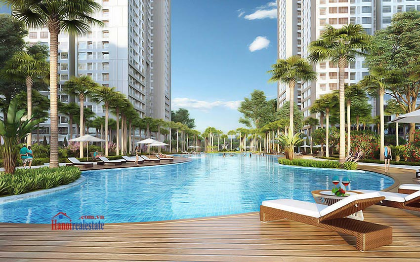 Vinhomes Times City Park Hill serviced residences 13