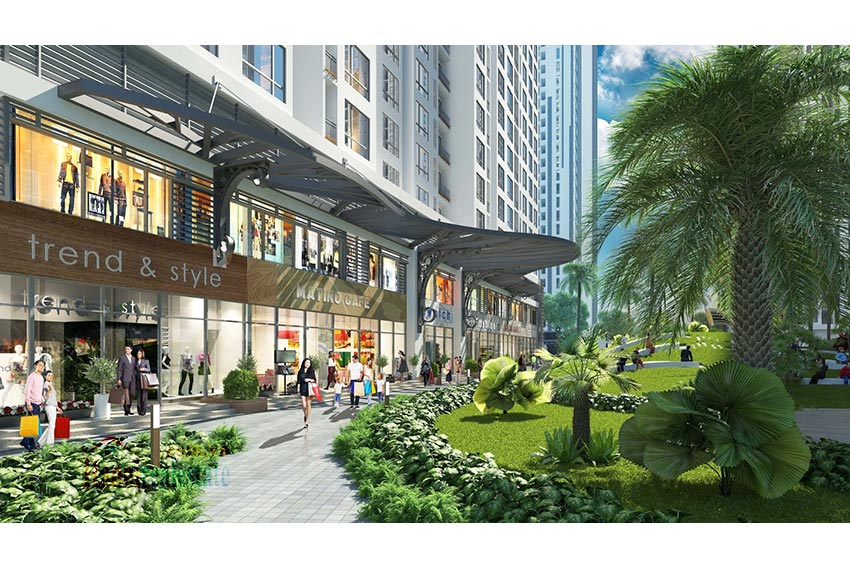 Vinhomes Times City Park Hill serviced residences 14