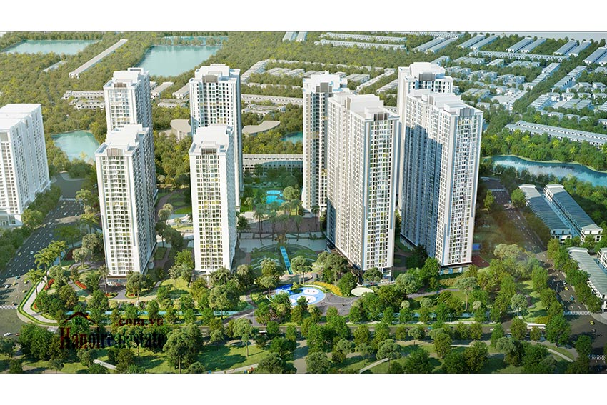 Vinhomes Times City Park Hill serviced residences 4