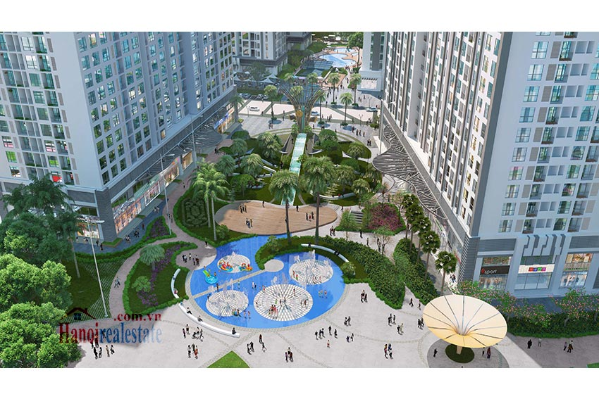 Vinhomes Times City Park Hill serviced residences 6