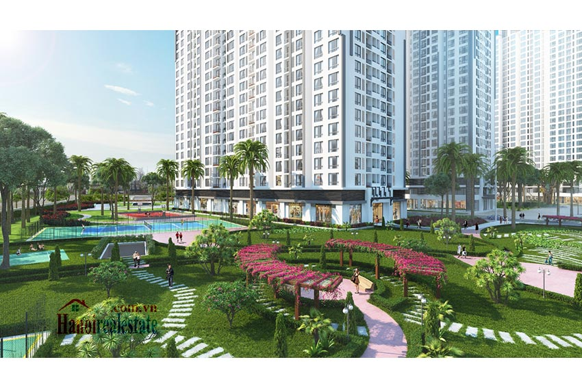 Vinhomes Times City Park Hill serviced residences 8