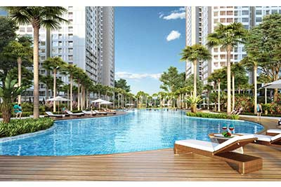 Vinhomes Times City Park Hill serviced residences