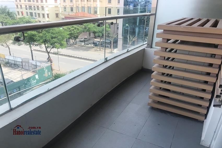Watermark: Affordable 02BRs apartment, balcony with lake view 15