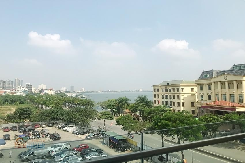 Watermark: Affordable 02BRs apartment, balcony with lake view 16