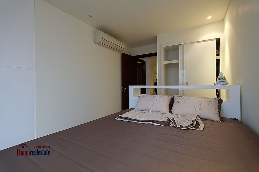 Watermark: City view 02BRs apartment with balcony, 94m2 24