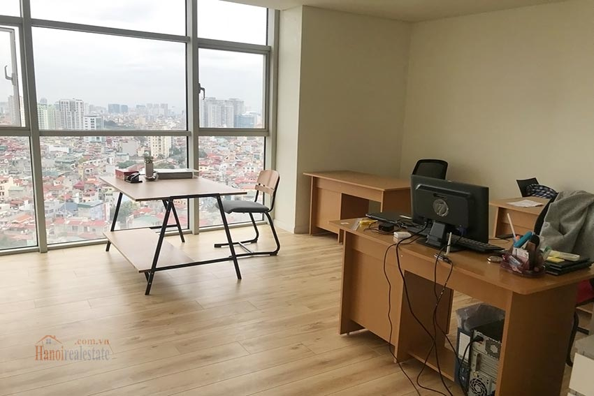 Watermark: fully furnished 04BRs apartment, balcony looking to Westlake 15