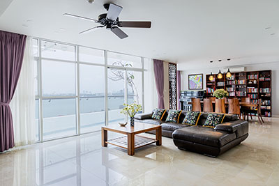 Watermark: Glorious 03BRs apartment on high floor with Westlake view