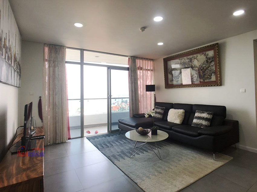 Watermark: Majestic 02BRs apartment with panoramic Westlake view 1