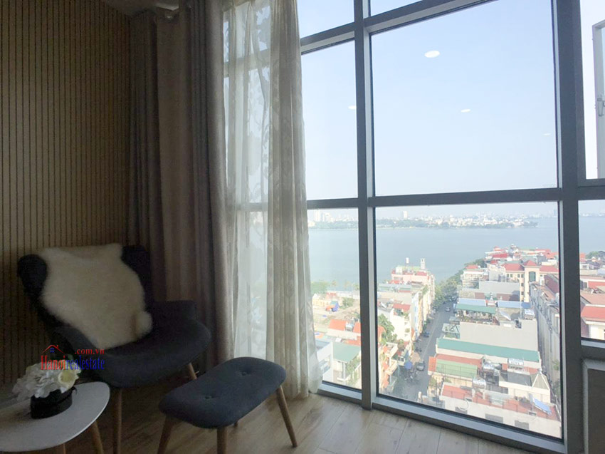 Watermark: Majestic 02BRs apartment with panoramic Westlake view 11