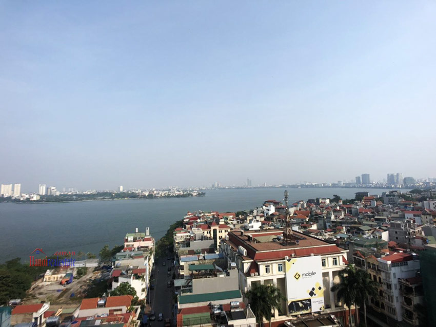 Watermark: Majestic 02BRs apartment with panoramic Westlake view 12