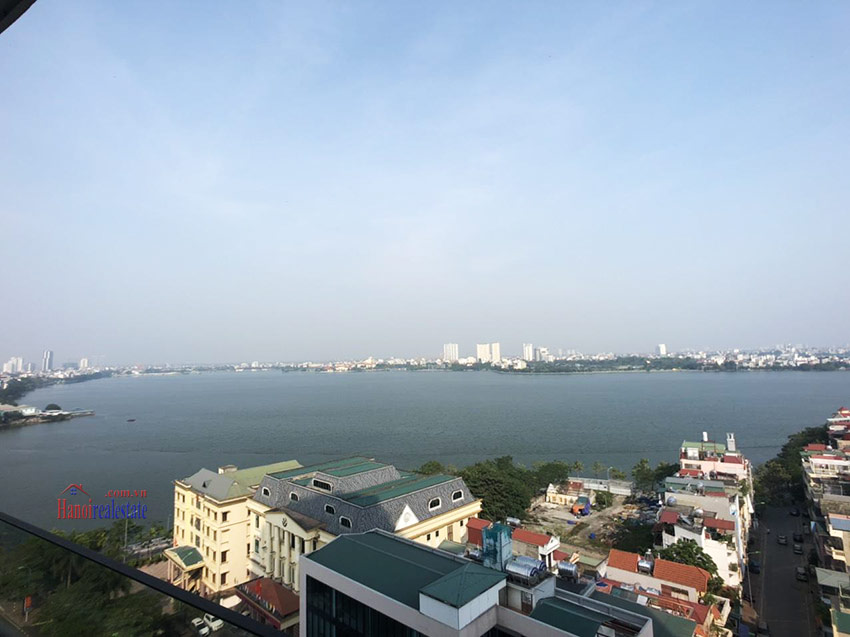Watermark: Majestic 02BRs apartment with panoramic Westlake view 16