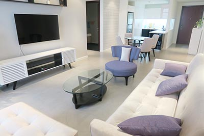 Rental Stunning 02BRs apartment at Watermark Hanoi, city view
