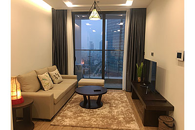 Well-equipped apartment with 01BR in M1, Vinhomes Metropolis