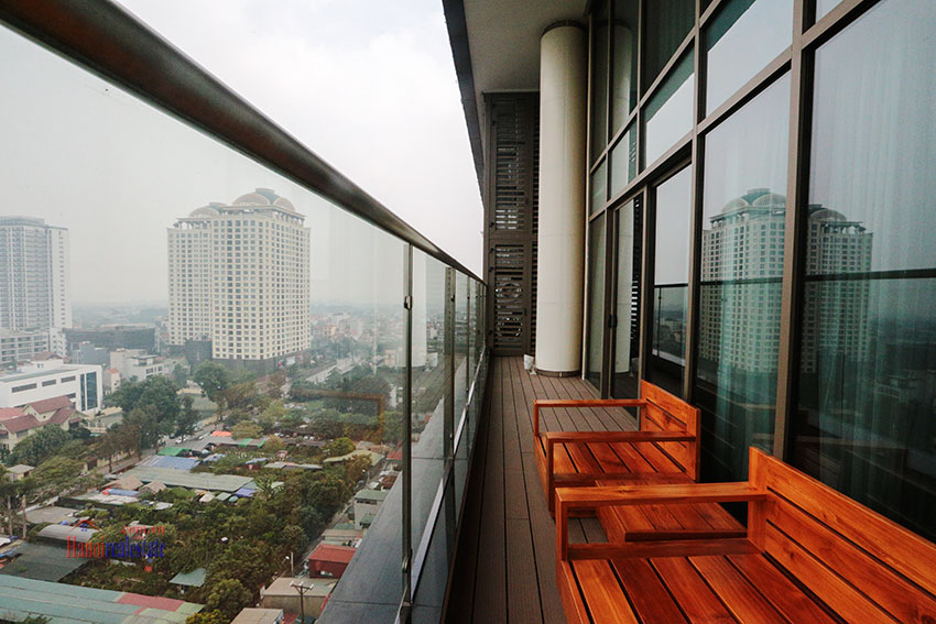 West Lake View Ambassadors Penthouse in Oakwood Residence Hanoi 19