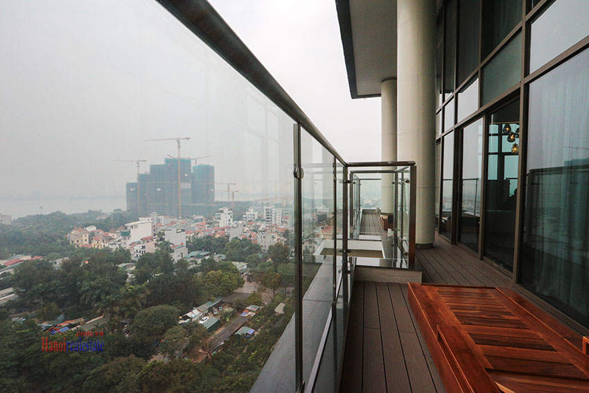West Lake View Ambassadors Penthouse in Oakwood Residence Hanoi 21