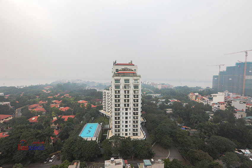 West Lake View Ambassadors Penthouse in Oakwood Residence Hanoi 22
