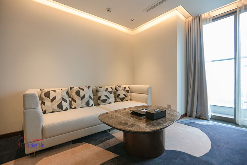 West Lake View Ambassadors Penthouse in Oakwood Residence Hanoi 33
