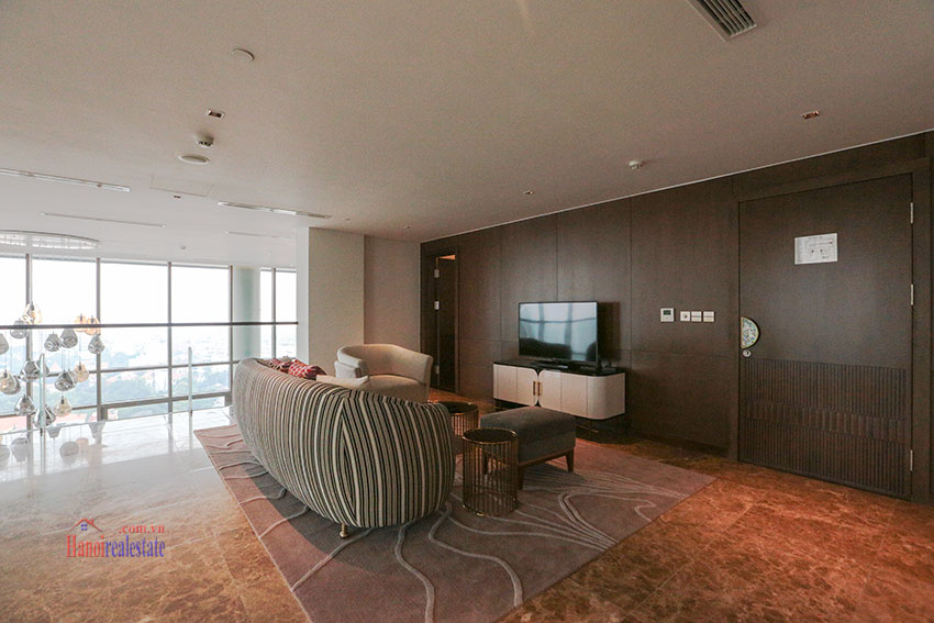 West Lake View Ambassadors Penthouse in Oakwood Residence Hanoi 40