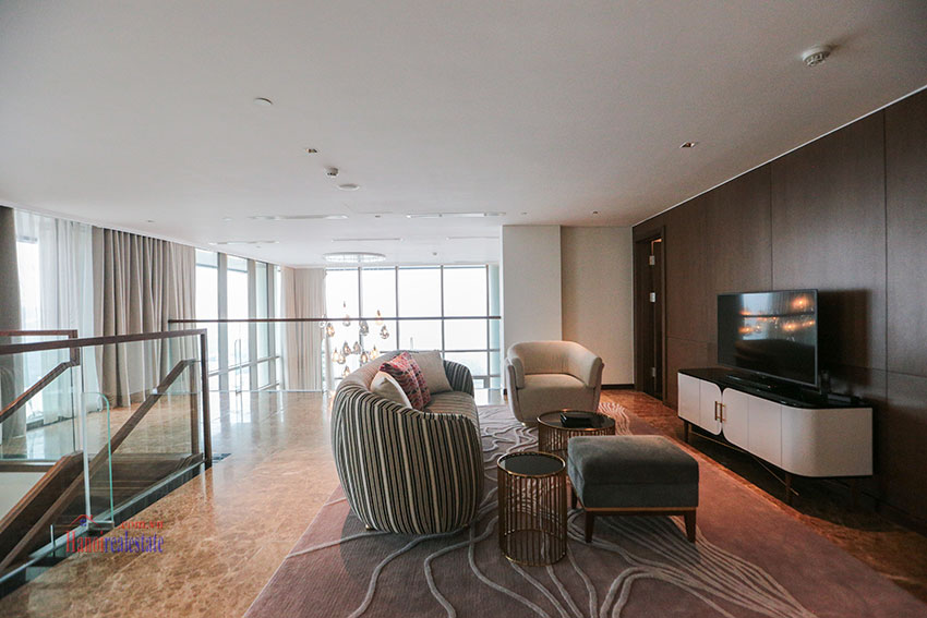West Lake View Ambassadors Penthouse in Oakwood Residence Hanoi 41