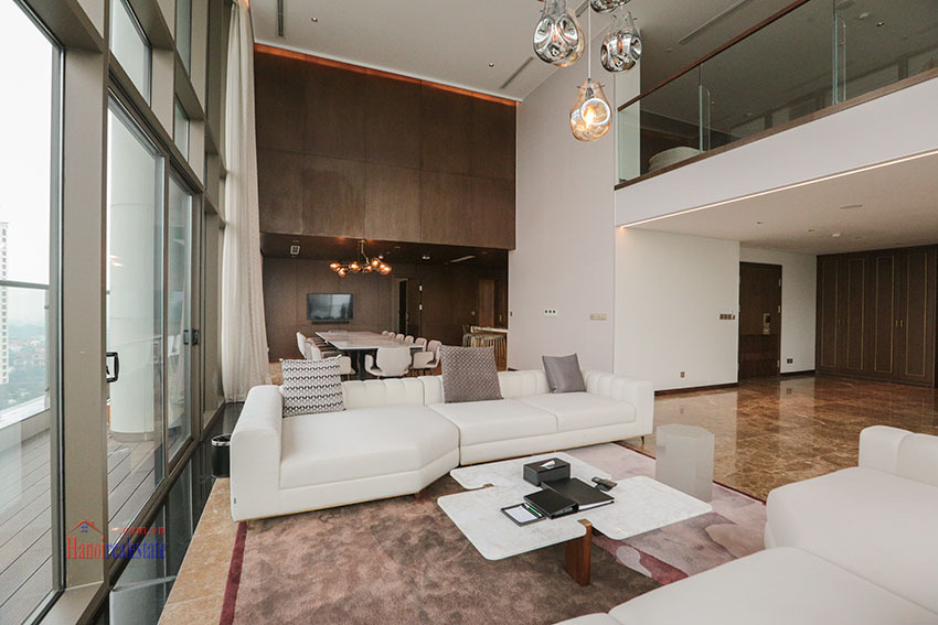West Lake View Ambassadors Penthouse in Oakwood Residence Hanoi 6
