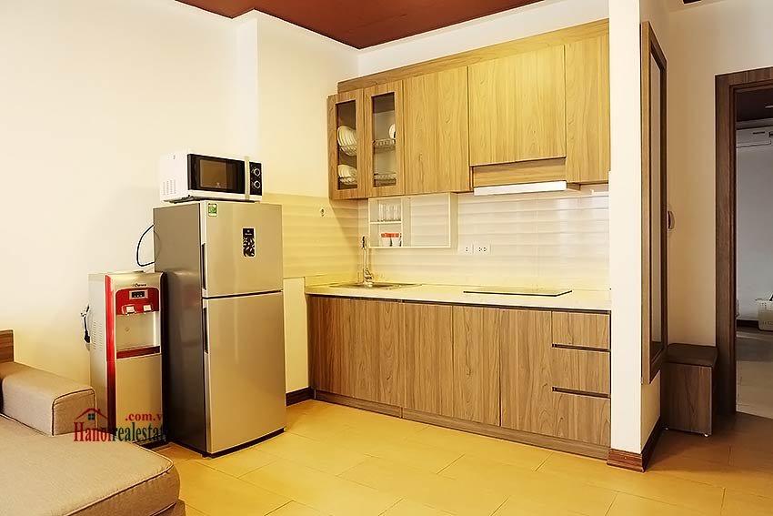 Westlake 01 bedroom serviced apartment to rent near Sheraton hotel 3