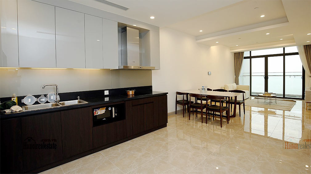 Westlake view apartment in Sun Grand City, Thuy Khue Street, very spacious 11