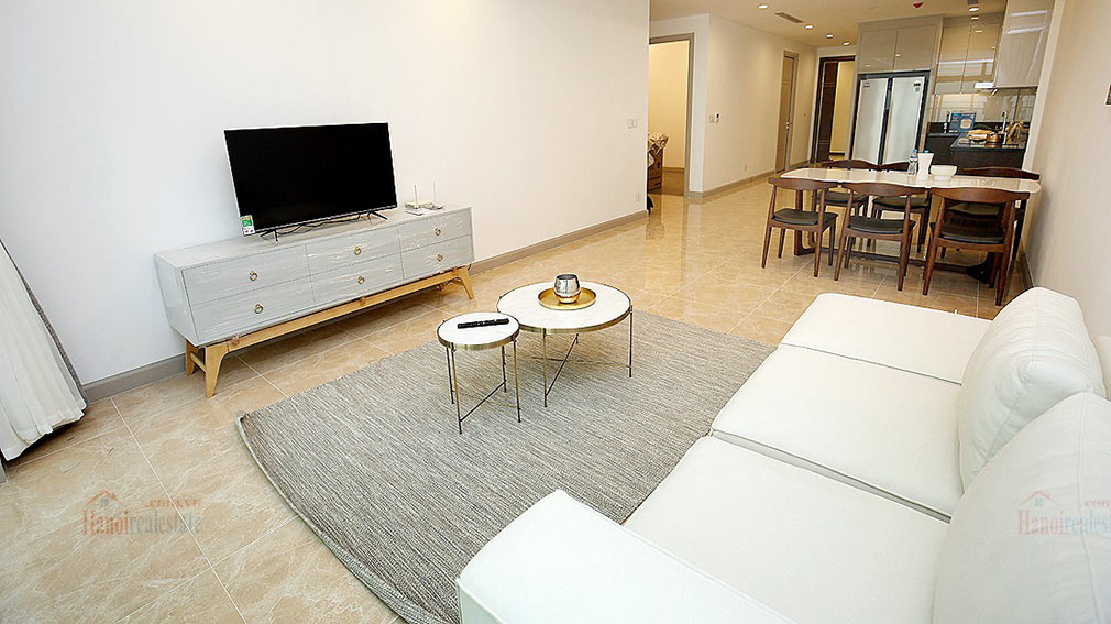 Westlake view apartment in Sun Grand City, Thuy Khue Street, very spacious 3