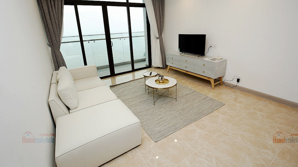 Westlake view apartment in Sun Grand City, Thuy Khue Street, very spacious 4