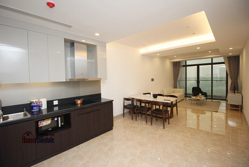Westlake view apartment in Sun Grand City, Thuy Khue Street, very spacious 6