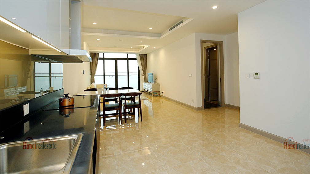 Westlake view apartment in Sun Grand City, Thuy Khue Street, very spacious 7