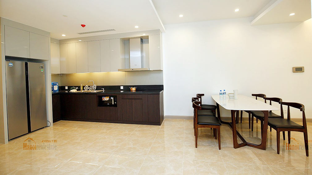 Westlake view apartment in Sun Grand City, Thuy Khue Street, very spacious 9