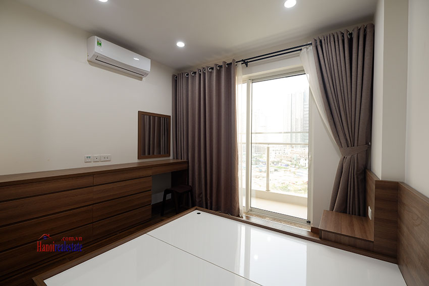 Wonderful 03 bedroom apartment in L Block Ciputra, high floor, quiet and green area 10