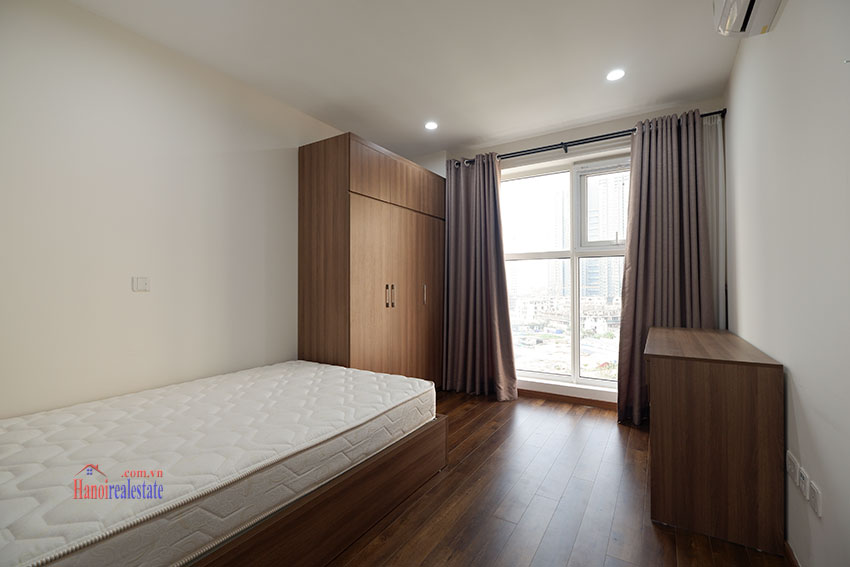 Wonderful 03 bedroom apartment in L Block Ciputra, high floor, quiet and green area 15