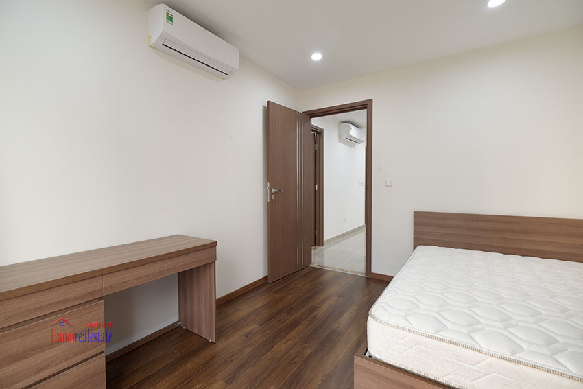 Wonderful 03 bedroom apartment in L Block Ciputra, high floor, quiet and green area 16