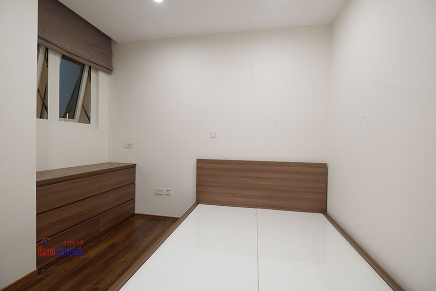 Wonderful 03 bedroom apartment in L Block Ciputra, high floor, quiet and green area 20