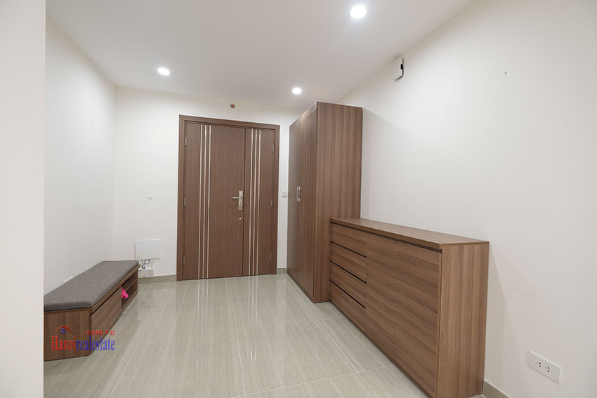 Wonderful 03 bedroom apartment in L Block Ciputra, high floor, quiet and green area 22