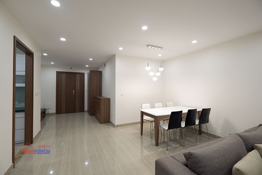 Wonderful 03 bedroom apartment in L Block Ciputra, high floor, quiet and green area 4