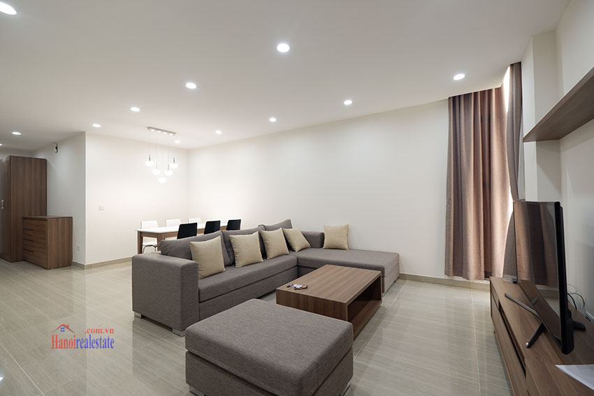 Wonderful 03 bedroom apartment in L Block Ciputra, high floor, quiet and green area 6