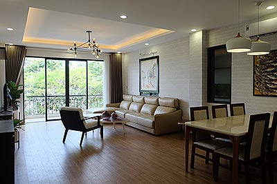 Wonderful lakeview apartment 02 bedroom in Nhat Chieu, Water Park